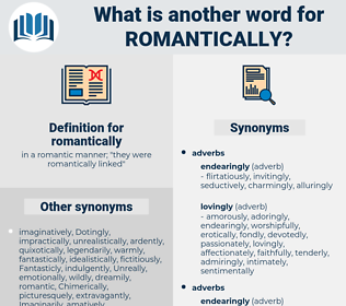 romantically, synonym romantically, another word for romantically, words like romantically, thesaurus romantically