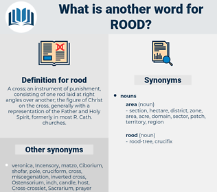 rood, synonym rood, another word for rood, words like rood, thesaurus rood