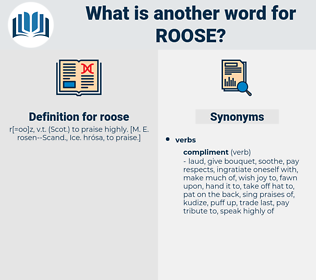 roose, synonym roose, another word for roose, words like roose, thesaurus roose