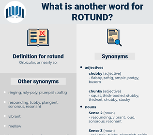 rotund, synonym rotund, another word for rotund, words like rotund, thesaurus rotund