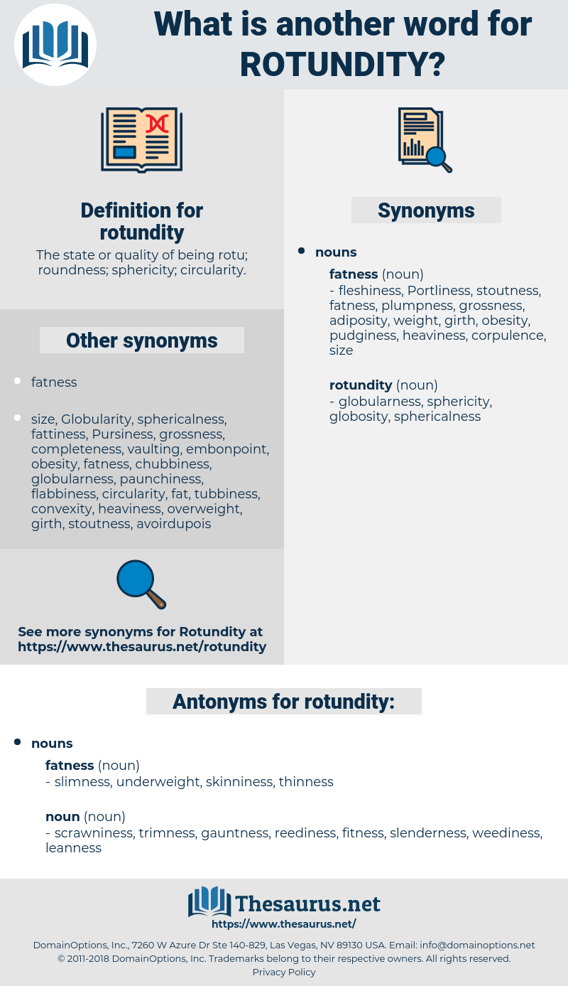 rotundity, synonym rotundity, another word for rotundity, words like rotundity, thesaurus rotundity