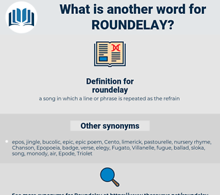 roundelay, synonym roundelay, another word for roundelay, words like roundelay, thesaurus roundelay