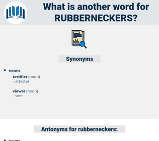 rubberneckers, synonym rubberneckers, another word for rubberneckers, words like rubberneckers, thesaurus rubberneckers