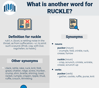 ruckle, synonym ruckle, another word for ruckle, words like ruckle, thesaurus ruckle