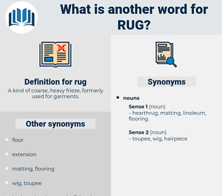 rug, synonym rug, another word for rug, words like rug, thesaurus rug