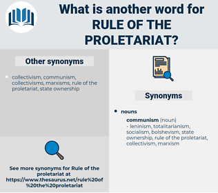 rule of the proletariat, synonym rule of the proletariat, another word for rule of the proletariat, words like rule of the proletariat, thesaurus rule of the proletariat