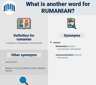 rumanian, synonym rumanian, another word for rumanian, words like rumanian, thesaurus rumanian