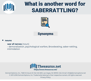 saberrattling, synonym saberrattling, another word for saberrattling, words like saberrattling, thesaurus saberrattling