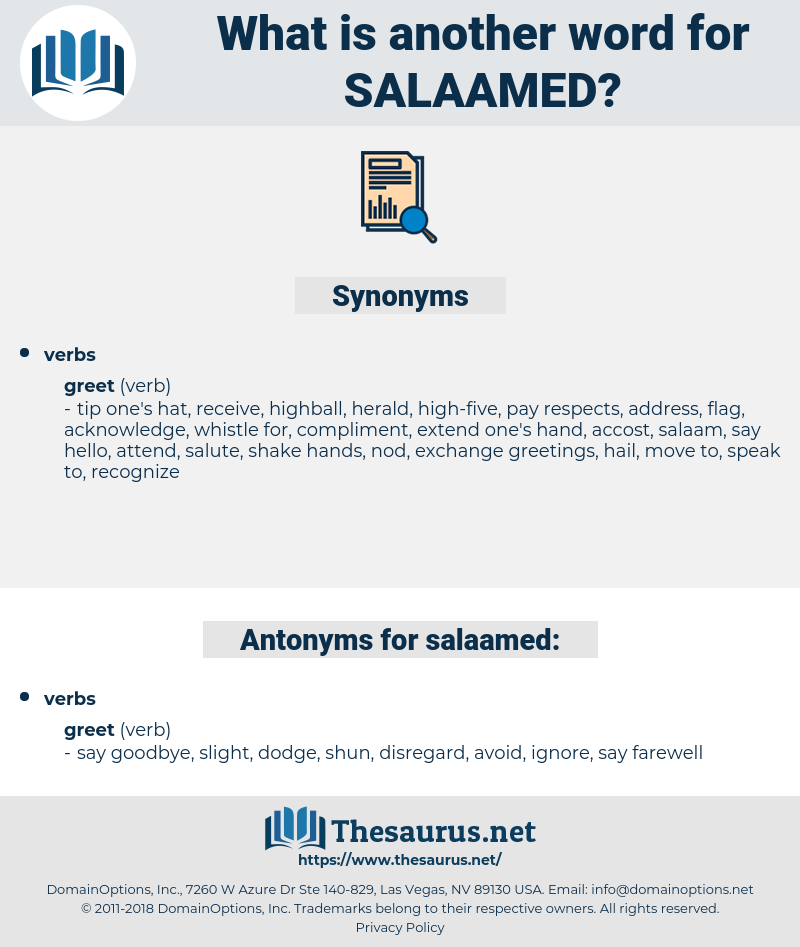 salaamed, synonym salaamed, another word for salaamed, words like salaamed, thesaurus salaamed