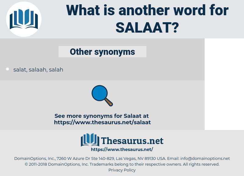 salaat, synonym salaat, another word for salaat, words like salaat, thesaurus salaat