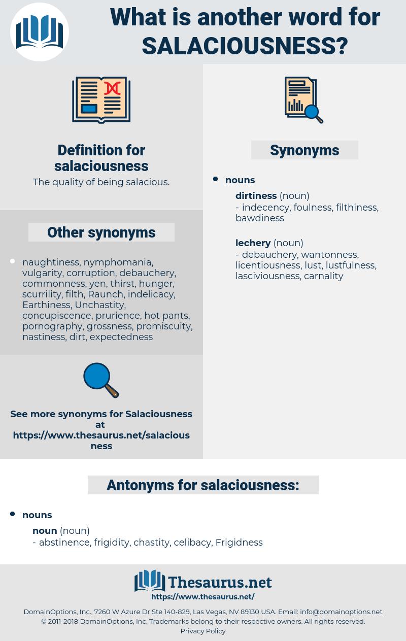 salaciousness, synonym salaciousness, another word for salaciousness, words like salaciousness, thesaurus salaciousness