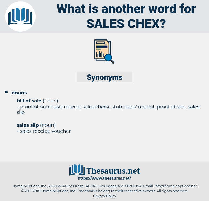 sales chex, synonym sales chex, another word for sales chex, words like sales chex, thesaurus sales chex