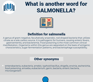 salmonella, synonym salmonella, another word for salmonella, words like salmonella, thesaurus salmonella