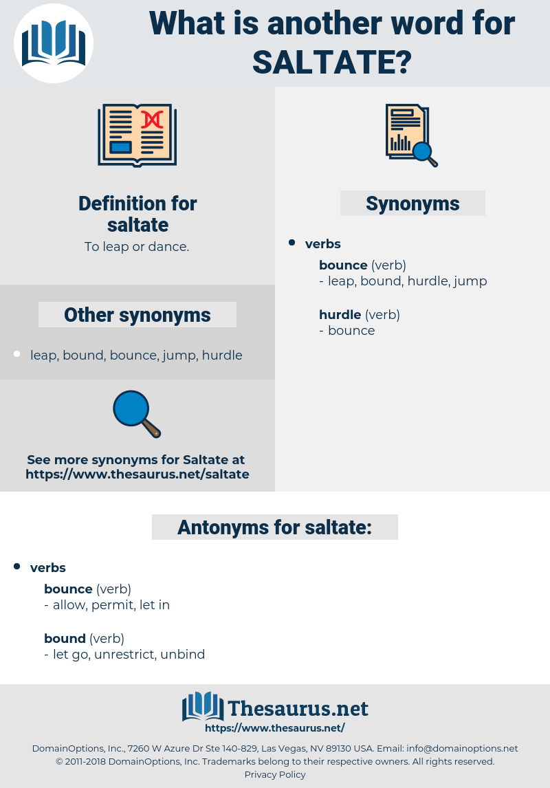 saltate, synonym saltate, another word for saltate, words like saltate, thesaurus saltate