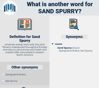 Sand Spurry, synonym Sand Spurry, another word for Sand Spurry, words like Sand Spurry, thesaurus Sand Spurry