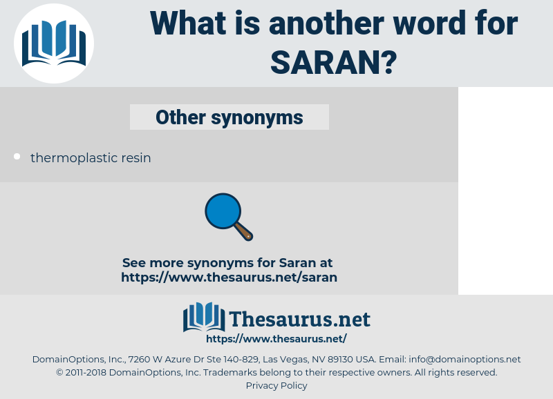 synonyms for saran thesaurus net synonyms for saran thesaurus net