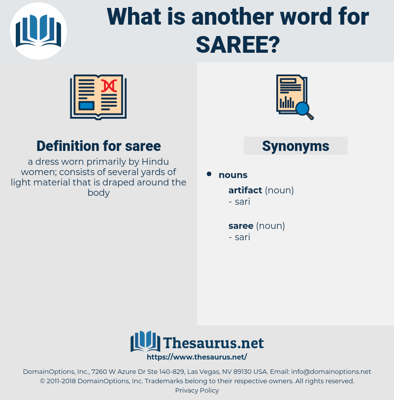 saree, synonym saree, another word for saree, words like saree, thesaurus saree