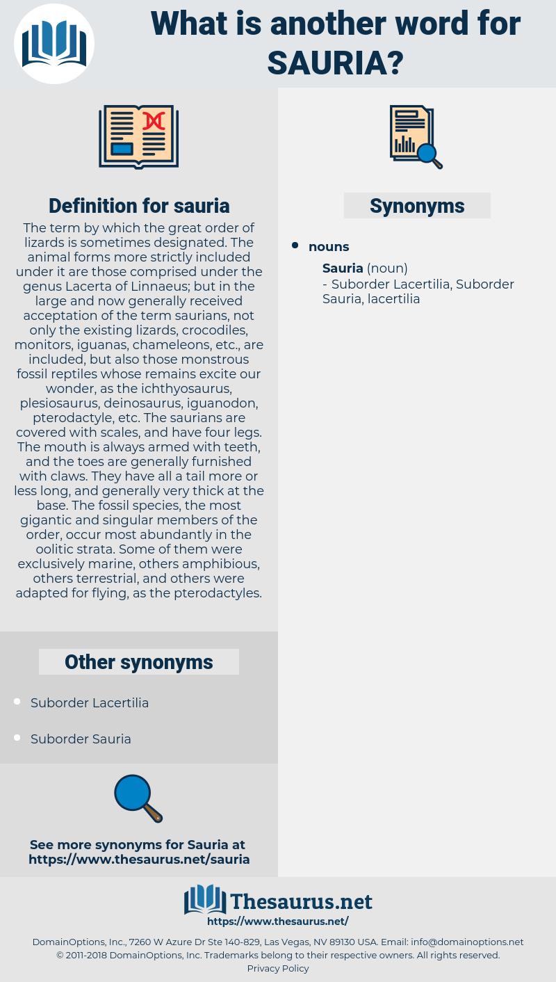 sauria, synonym sauria, another word for sauria, words like sauria, thesaurus sauria