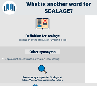 scalage, synonym scalage, another word for scalage, words like scalage, thesaurus scalage