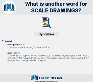 scale drawings, synonym scale drawings, another word for scale drawings, words like scale drawings, thesaurus scale drawings