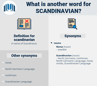 scandinavian, synonym scandinavian, another word for scandinavian, words like scandinavian, thesaurus scandinavian