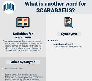 scarabaeus, synonym scarabaeus, another word for scarabaeus, words like scarabaeus, thesaurus scarabaeus
