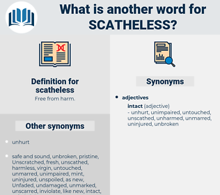 scatheless, synonym scatheless, another word for scatheless, words like scatheless, thesaurus scatheless