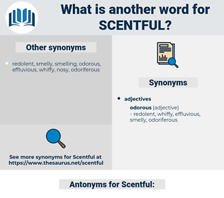Scentful, synonym Scentful, another word for Scentful, words like Scentful, thesaurus Scentful