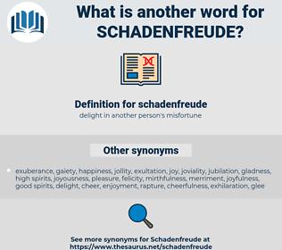 schadenfreude, synonym schadenfreude, another word for schadenfreude, words like schadenfreude, thesaurus schadenfreude
