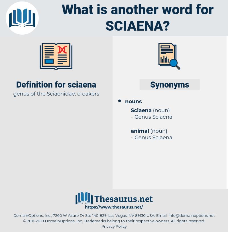 sciaena, synonym sciaena, another word for sciaena, words like sciaena, thesaurus sciaena