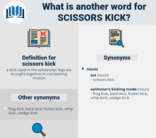 scissors kick, synonym scissors kick, another word for scissors kick, words like scissors kick, thesaurus scissors kick