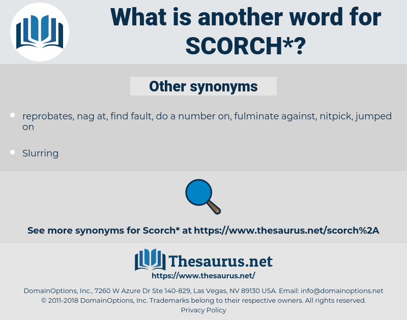 scorch, synonym scorch, another word for scorch, words like scorch, thesaurus scorch