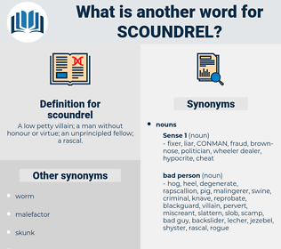 scoundrel, synonym scoundrel, another word for scoundrel, words like scoundrel, thesaurus scoundrel
