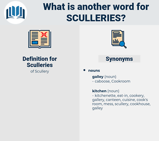 Sculleries, synonym Sculleries, another word for Sculleries, words like Sculleries, thesaurus Sculleries