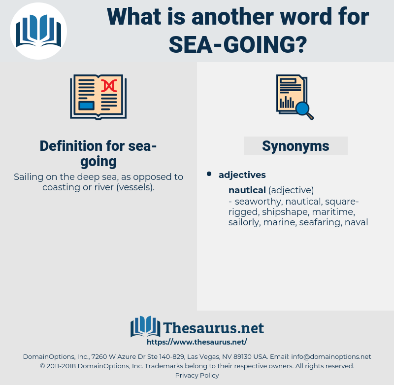 sea-going, synonym sea-going, another word for sea-going, words like sea-going, thesaurus sea-going