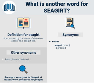 seagirt, synonym seagirt, another word for seagirt, words like seagirt, thesaurus seagirt