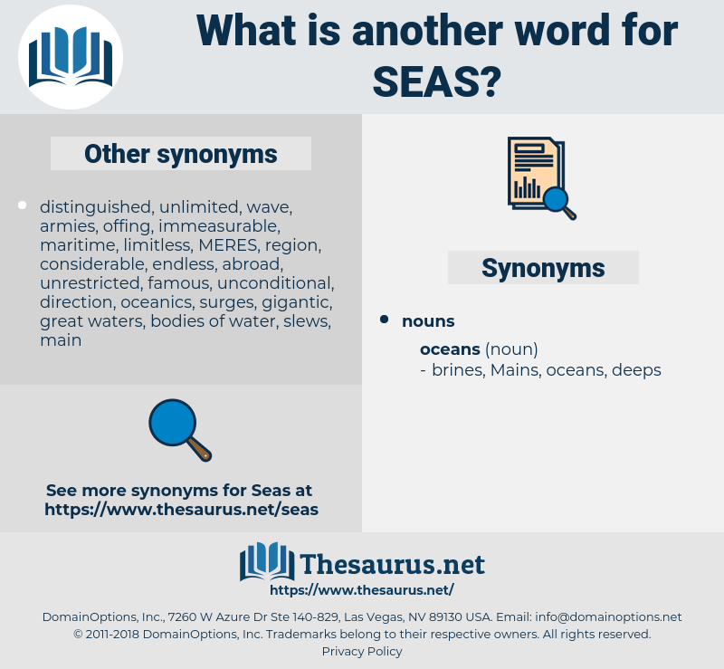 seas, synonym seas, another word for seas, words like seas, thesaurus seas