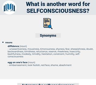 selfconsciousness, synonym selfconsciousness, another word for selfconsciousness, words like selfconsciousness, thesaurus selfconsciousness