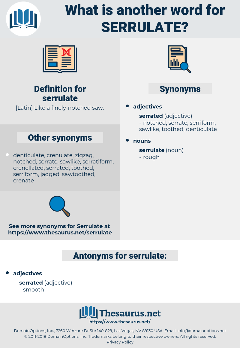 serrulate, synonym serrulate, another word for serrulate, words like serrulate, thesaurus serrulate