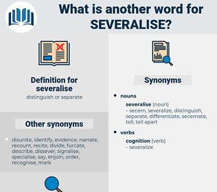 severalise, synonym severalise, another word for severalise, words like severalise, thesaurus severalise
