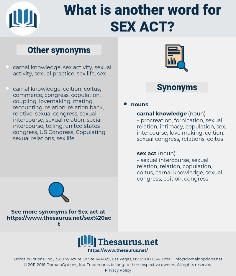 sex act, synonym sex act, another word for sex act, words like sex act, thesaurus sex act