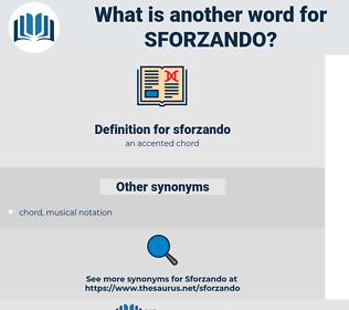 sforzando, synonym sforzando, another word for sforzando, words like sforzando, thesaurus sforzando