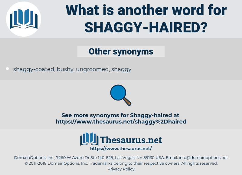 shaggy-haired, synonym shaggy-haired, another word for shaggy-haired, words like shaggy-haired, thesaurus shaggy-haired