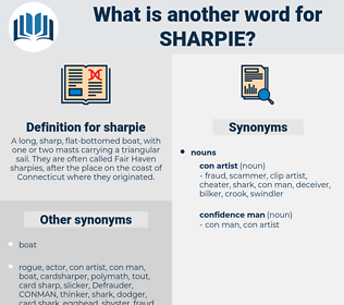 sharpie, synonym sharpie, another word for sharpie, words like sharpie, thesaurus sharpie