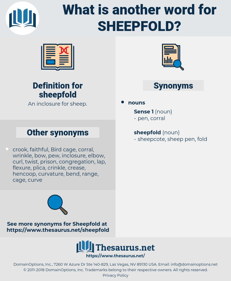 sheepfold, synonym sheepfold, another word for sheepfold, words like sheepfold, thesaurus sheepfold