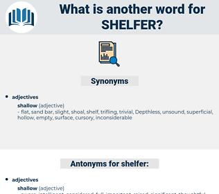 shelfer, synonym shelfer, another word for shelfer, words like shelfer, thesaurus shelfer
