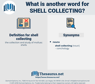 shell collecting, synonym shell collecting, another word for shell collecting, words like shell collecting, thesaurus shell collecting