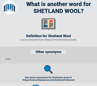 Shetland Wool, synonym Shetland Wool, another word for Shetland Wool, words like Shetland Wool, thesaurus Shetland Wool