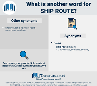 ship route, synonym ship route, another word for ship route, words like ship route, thesaurus ship route