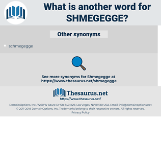 shmegegge, synonym shmegegge, another word for shmegegge, words like shmegegge, thesaurus shmegegge